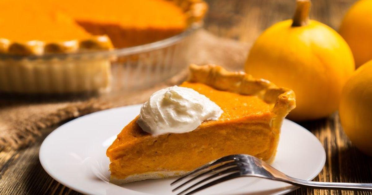 Фото Очень вкусный и аппетитный тыквенный пирог для всей семьи приятно порадует вас простотой приготовления и нежным тыквенно-сливочным вкусом. Попробуйте!