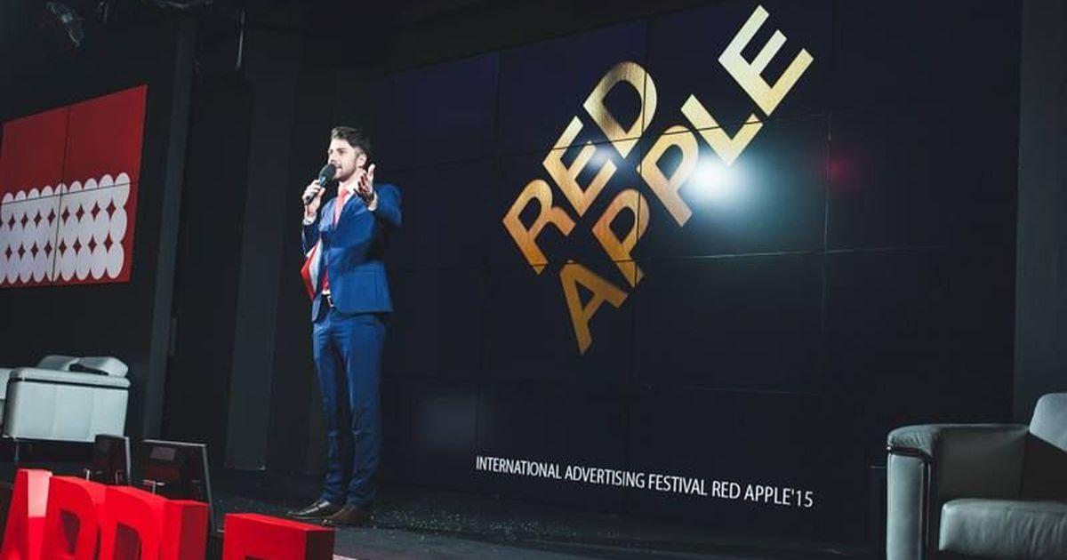Фото Престижный фестиваль рекламы Red Apple прошел в Москве