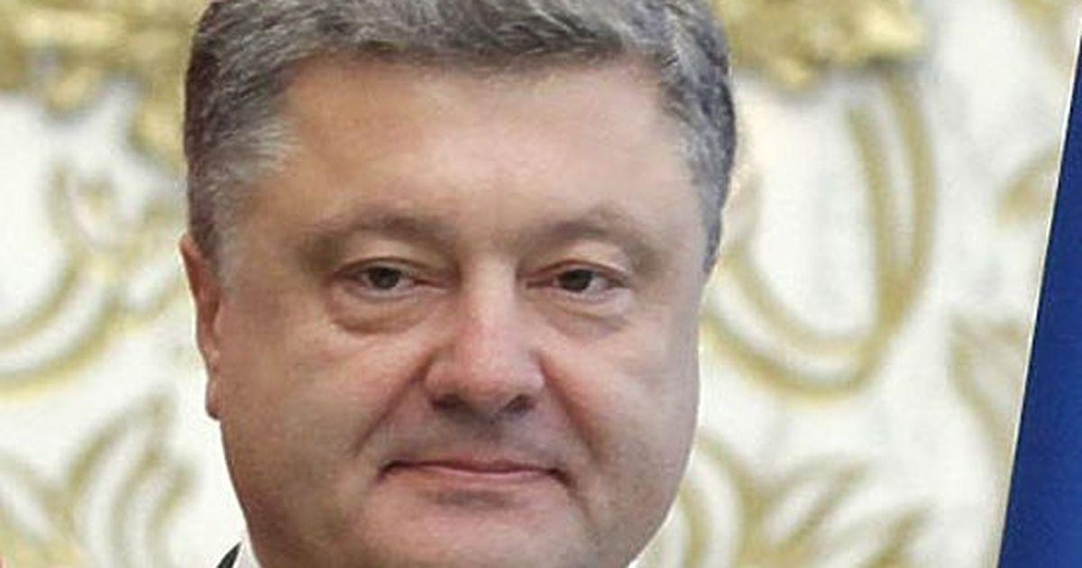 Фото Порошенко допустил географическую ошибку, говоря об угрозе войны с Россией