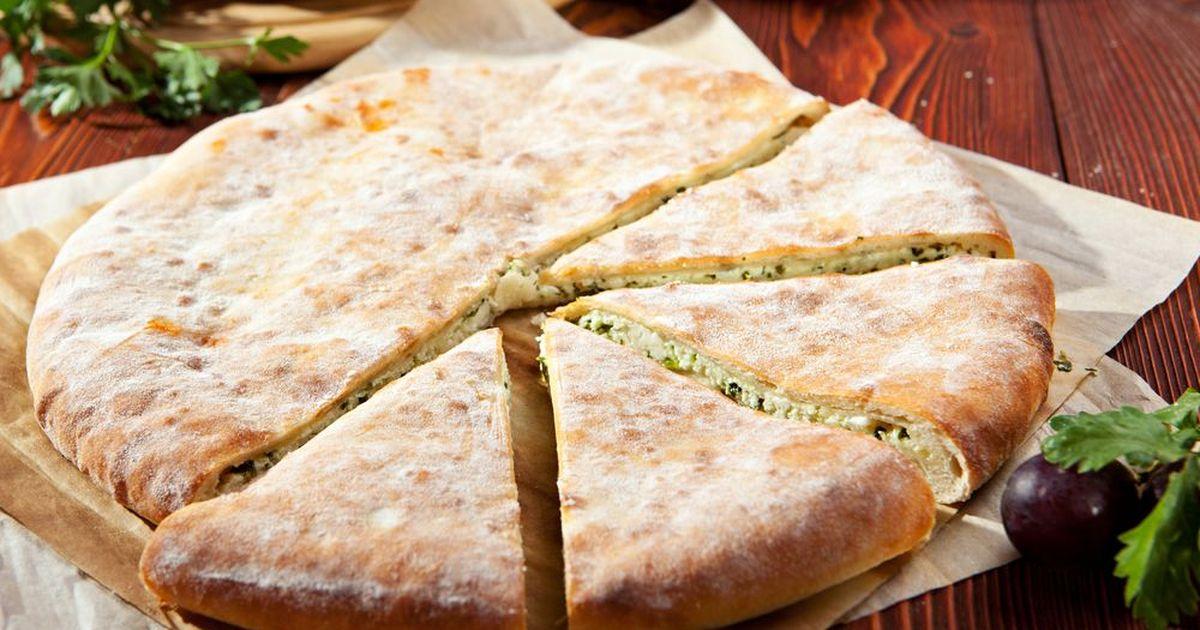 Фото Для друзей или для всей семьи – осетинского пирога хватит на всех!
