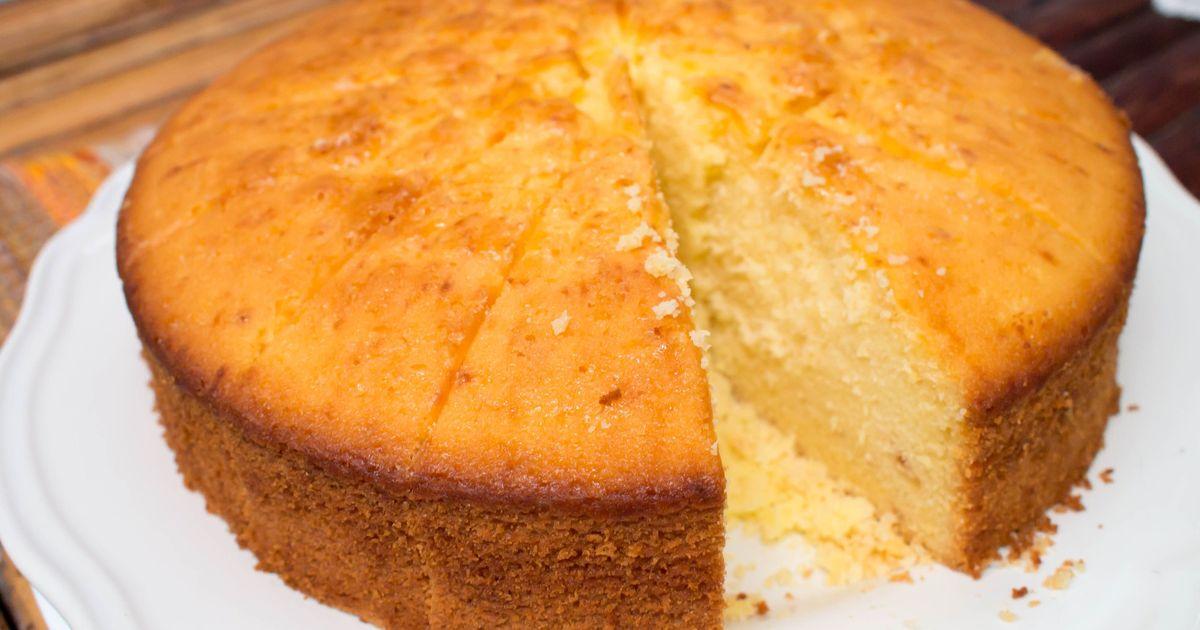 Фото Идеальный бисквит для тортов