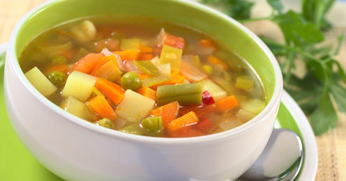 Фото Мавританский овощной суп