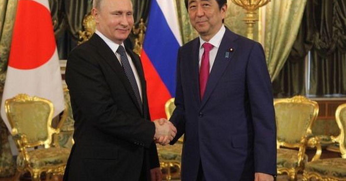 Фото Угроза войны с КНДР повлияла на переговоры Путина и Абэ