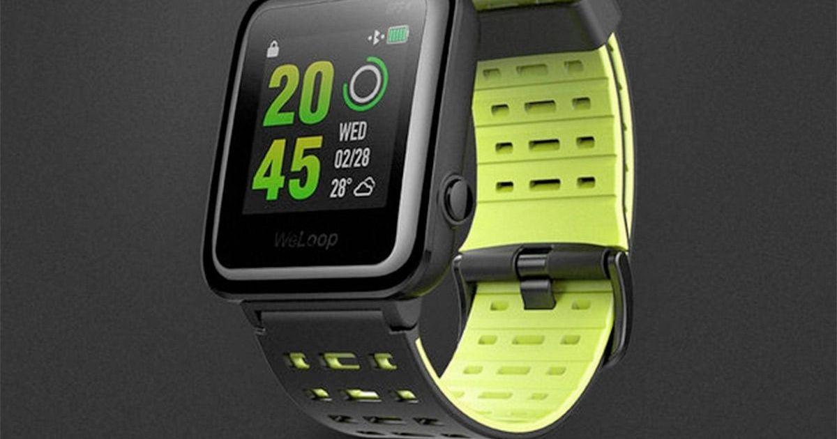 Фото Hey S3 — смарт-часы от Weloop и Xiaomi