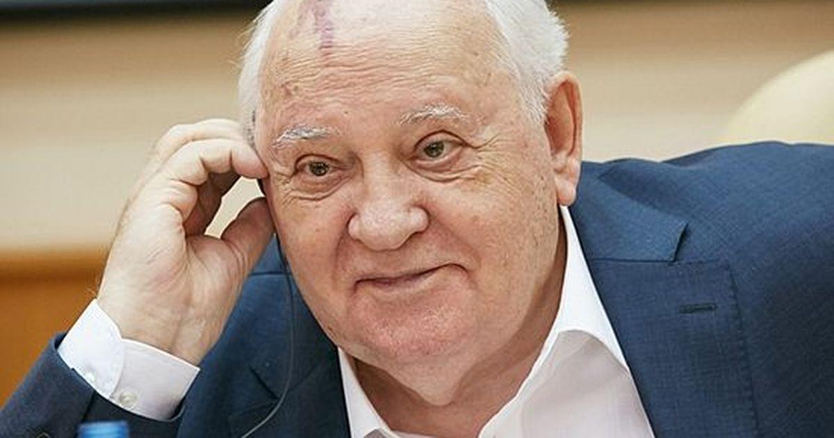 """Фото Стране повезло, что во главе ее оказался """"неудачник"""" Горбачев"""