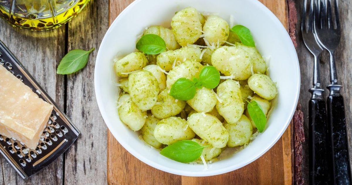 Фото Аппетитные картофельные ньокки
