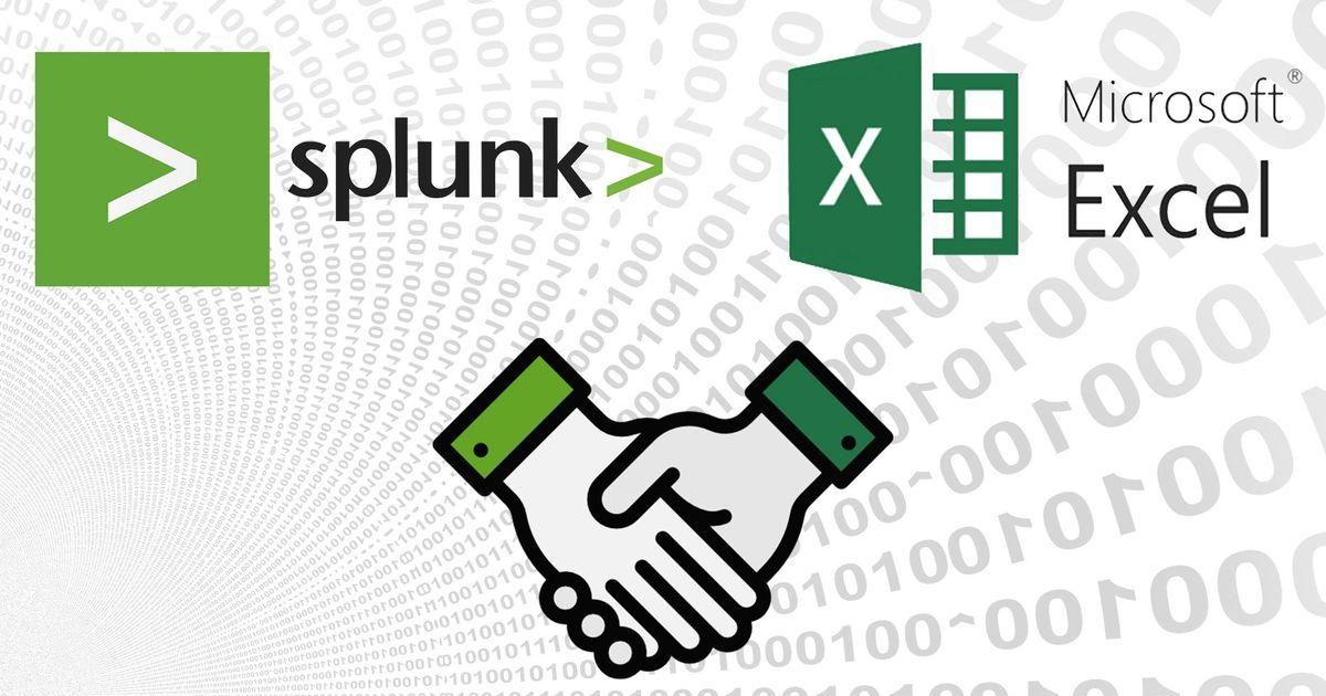 Фото Splunk + Excel. Что получится?