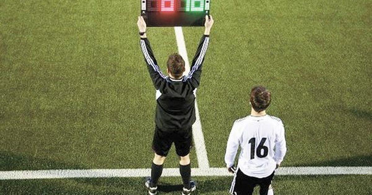 Фото Чем продиктовано решение о четвертой замене в футболе