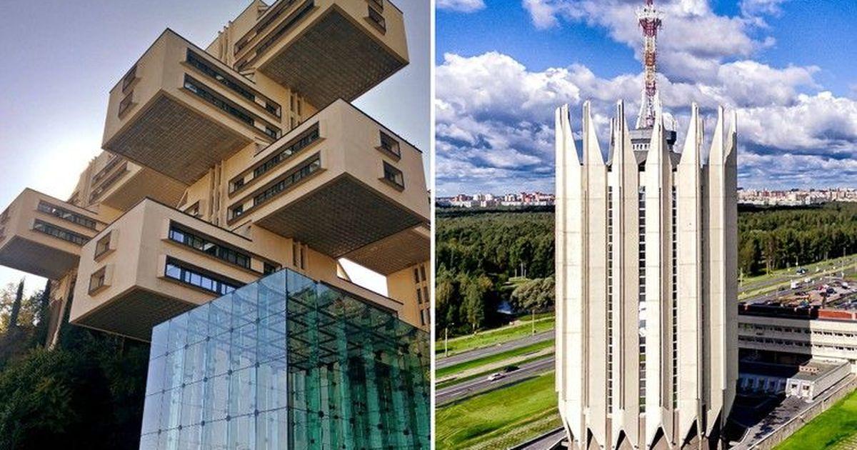Фото Чудеса архитектуры: футуристические здания эпохи социализма