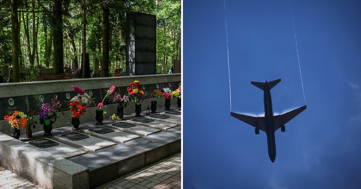Фото Светлогорская трагедия. Как в СССР скрывали падение самолета на детский сад