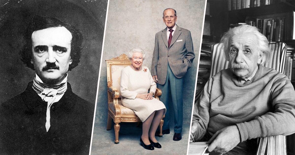 Фото Известные исторические личности, состоявшие в браке с родственниками