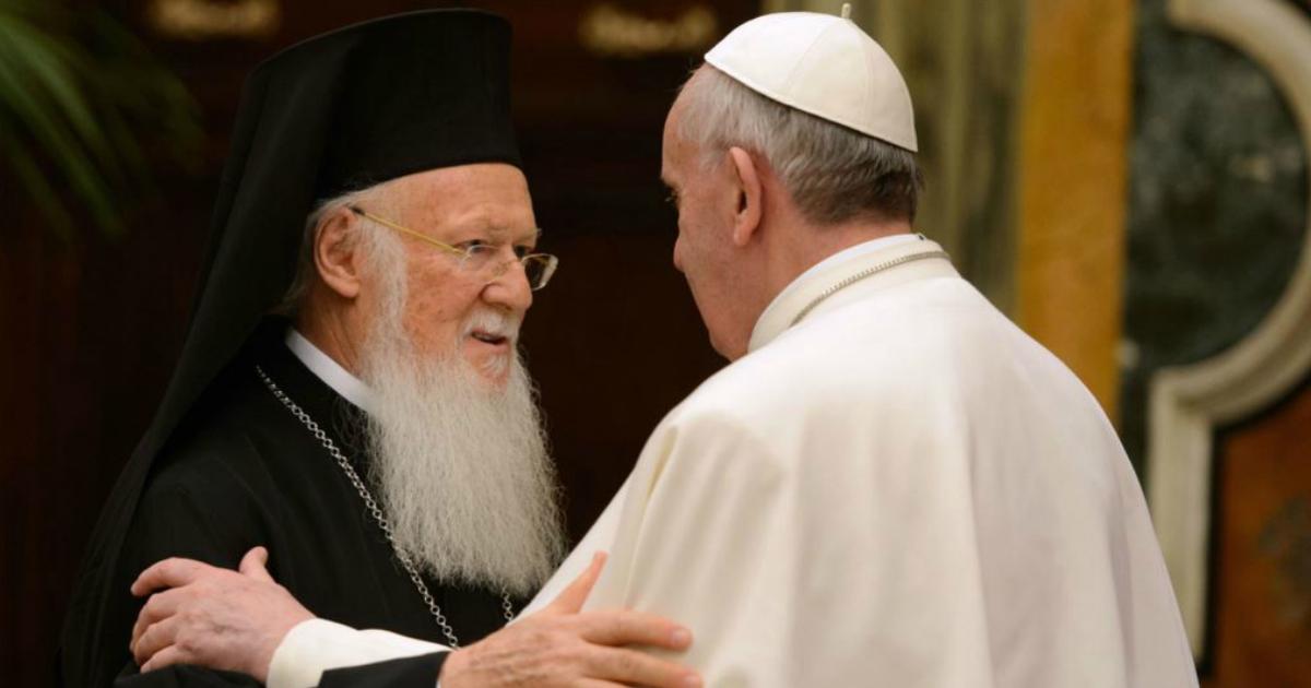 Фото В чем разница между православными и католиками?