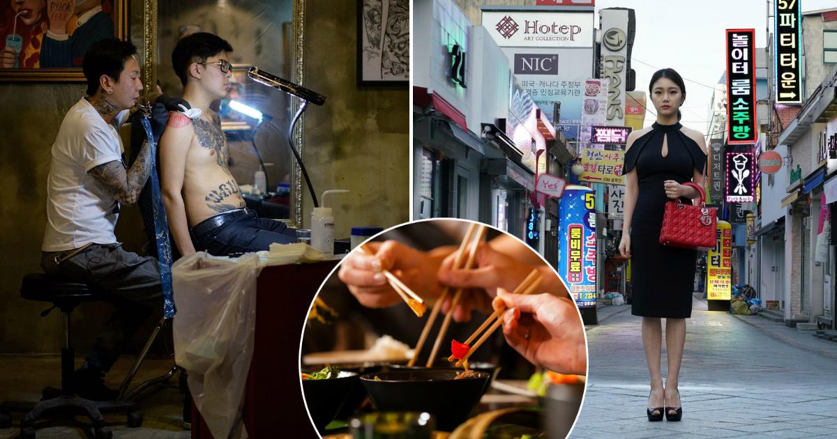 Фото Никаких тату и чаевых: странные запреты в Южной Корее, поражающие туристов