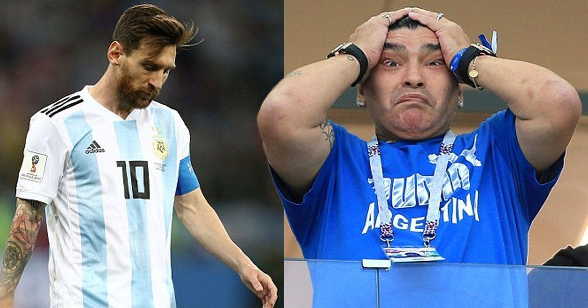 Фото Аргентинцы разгромно проиграли на ЧМ и рискуют не выйти в 1/8 финала