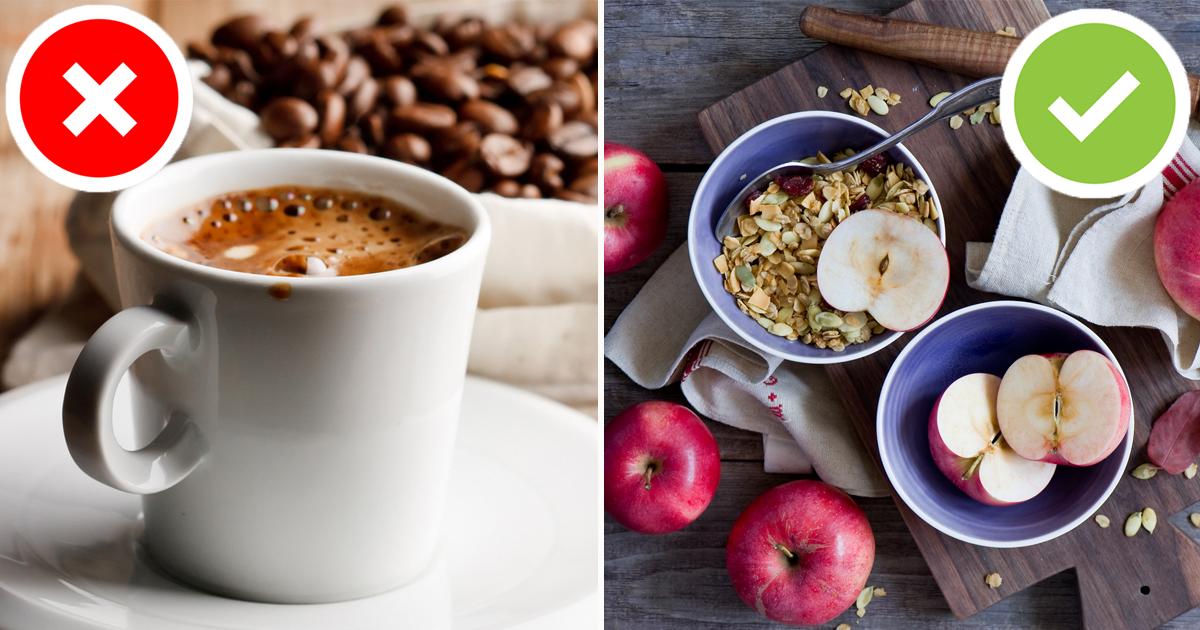 Фото Лучший энергетик: полезные продукты, которые бодрят лучше кофе