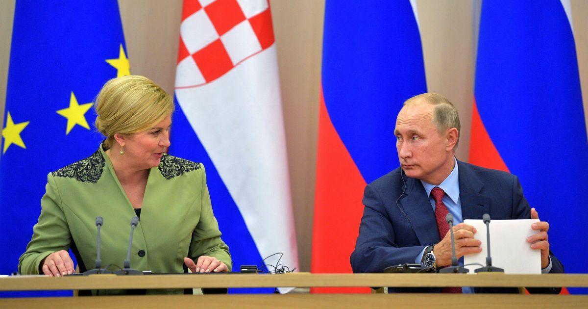 Фото РФ меняет €1,4 млрд на активы в Хорватии перед 1/4 финала. Как это понимать
