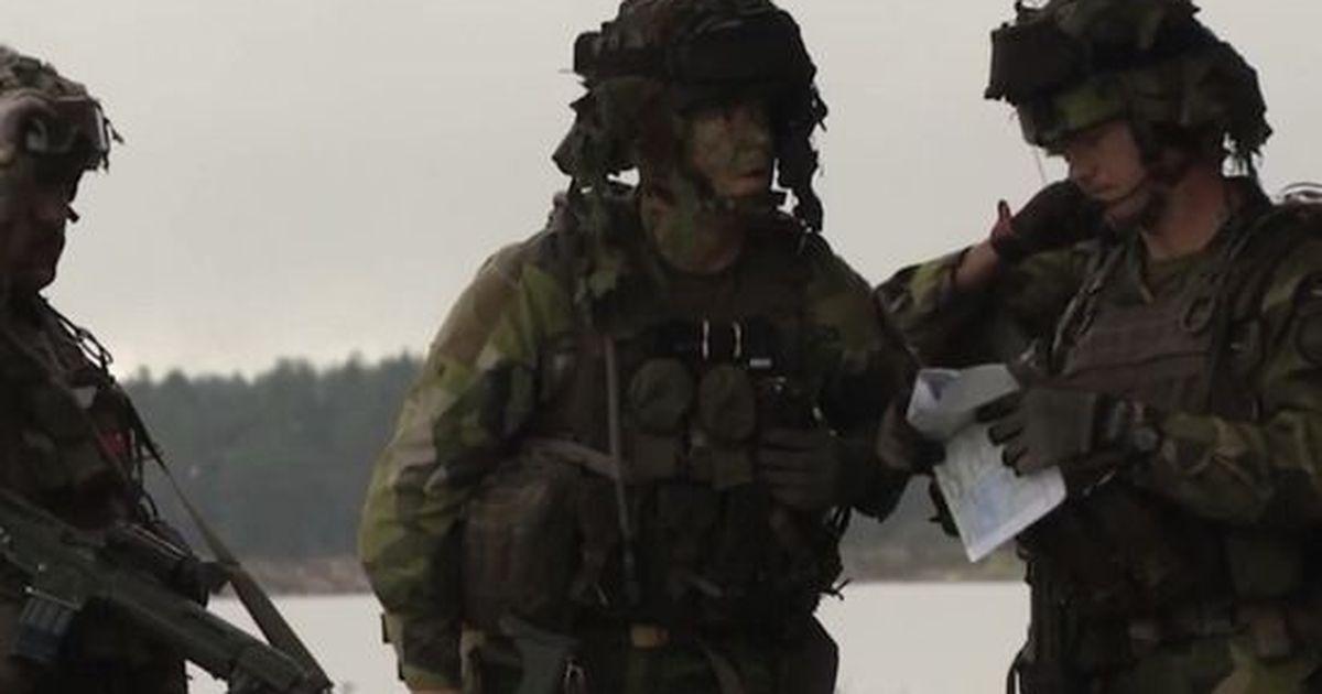 Фото L'Express: в Швеции изучают возможные сценарии вторжения РФ в Европу