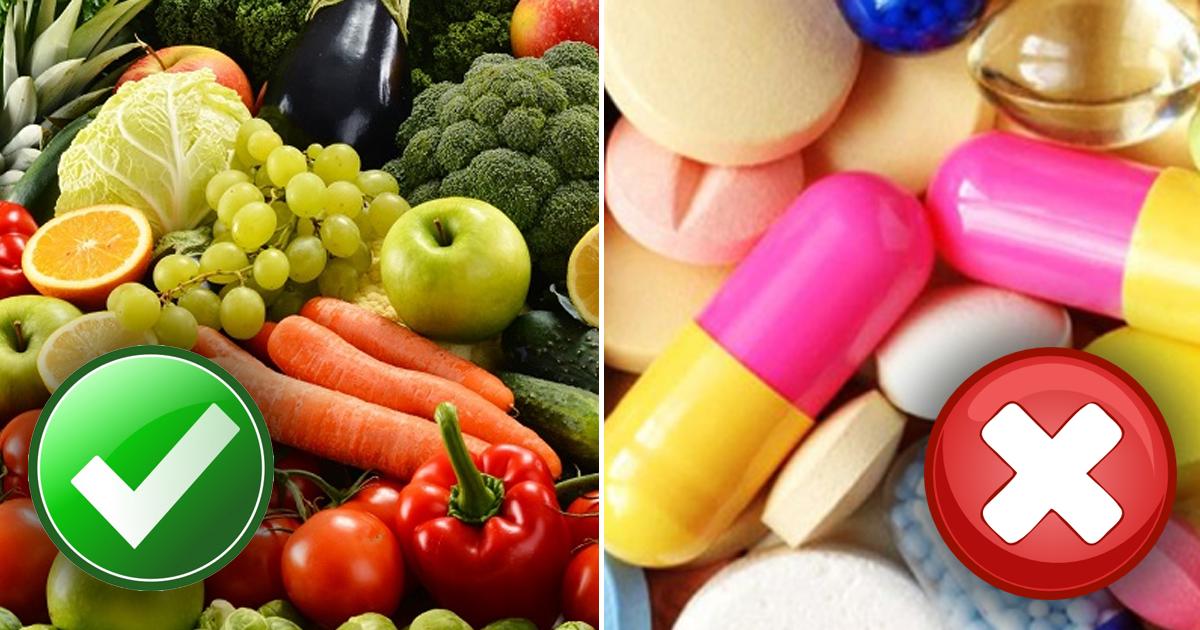 Фото Большинство витаминов признали бесполезными для организма