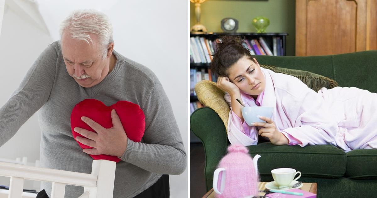 Фото 5 болезней, которые по-разному действуют на мужчин и женщин