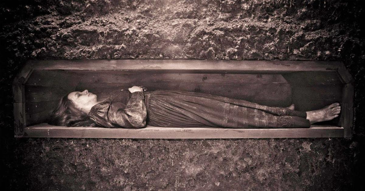 Фото Ужасающие истории людей, похороненных заживо