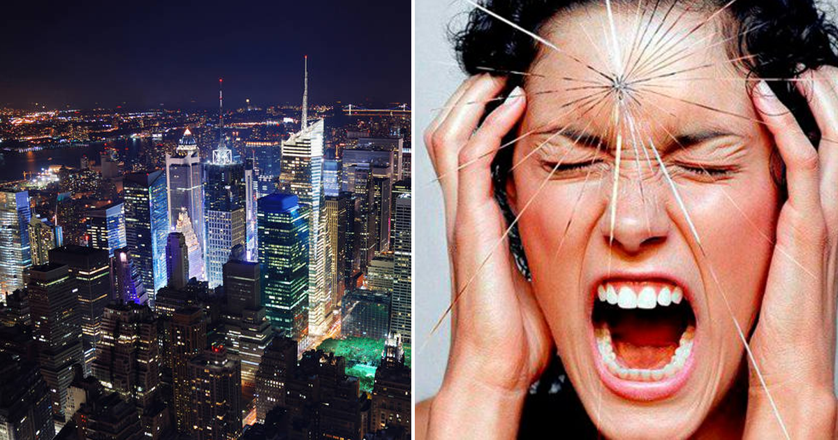 Фото Эксперты рассказали, какими неврозами грозит жизнь в большом городе