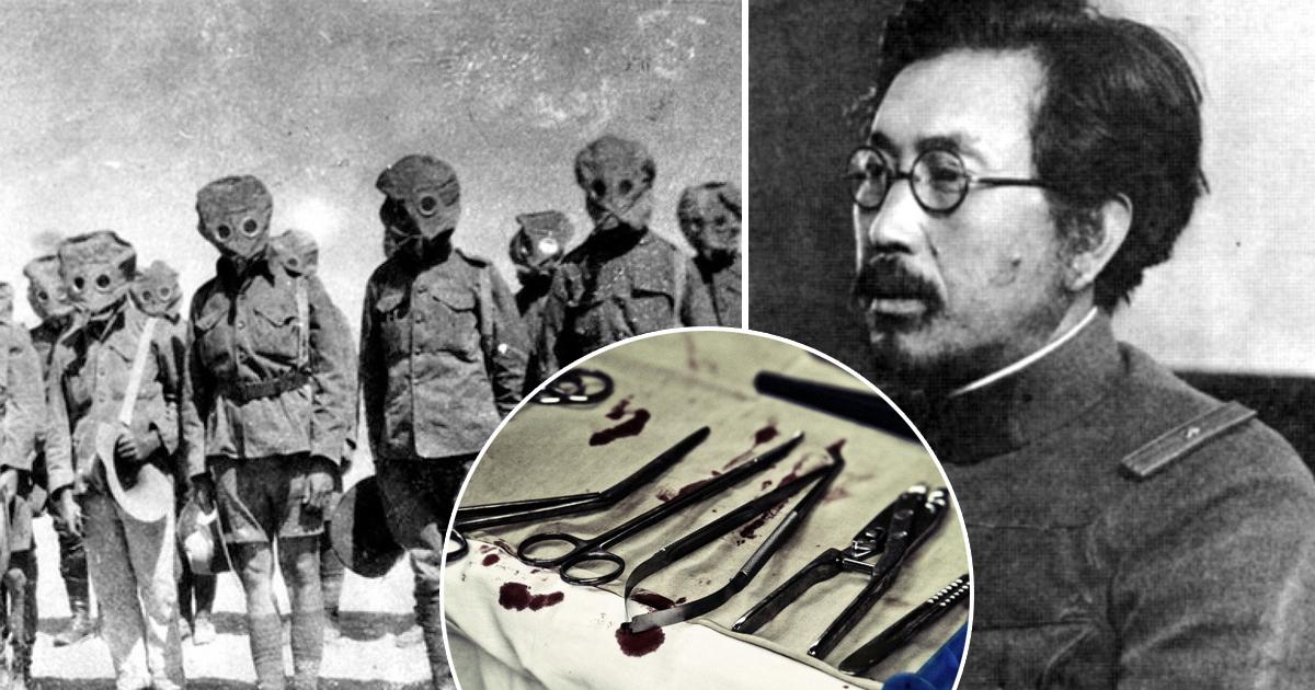 Фото Сиро Исии: кем был самый жестокий доктор времен Второй мировой войны