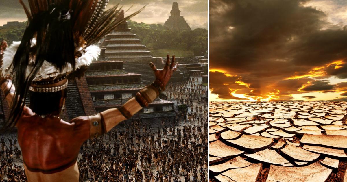 Фото Ученые выяснили, что привело к гибели цивилизации майя
