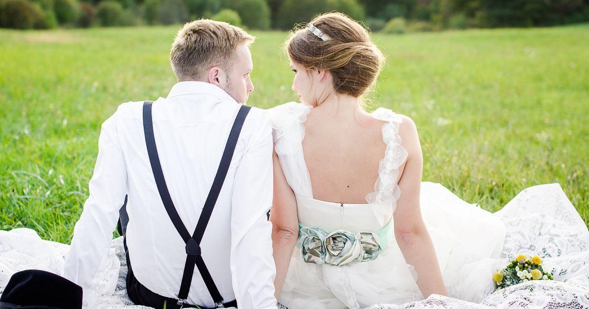 Фото По свадьбе все понятно. Организаторы назвали признаки счастливого брака