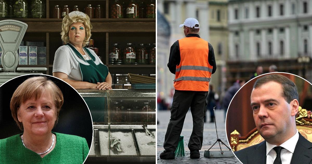 Фото Дворники и официанты: кем раньше работали известные политики