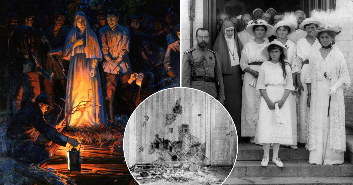 Фото Алапаевские мученики: как уничтожались родственники семьи Романовых