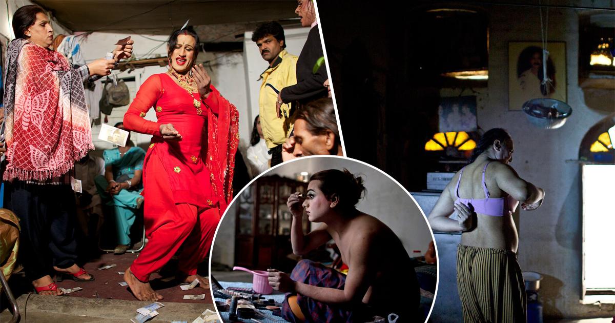 """Фото Ни мужчина, ни женщина: как живется представителям """"третьего пола"""" в Пакистане"""