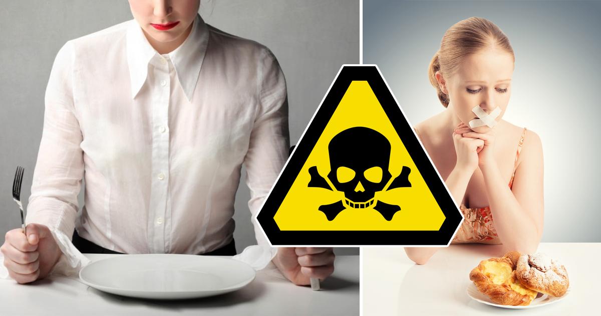 Фото Путь к диабету: ученые развеяли миф о пользе голодания