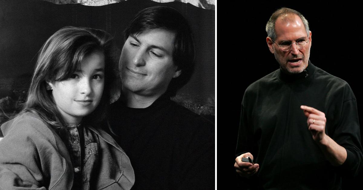 """Фото """"Заставлял наблюдать"""": дочь Стива Джобса раскрыла интимные подробности об отце"""