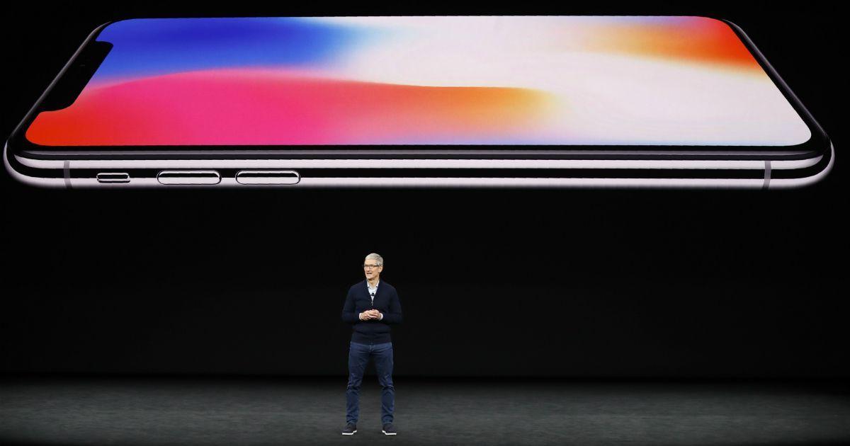 Фото Apple представляет сегодня новый iPhone. Онлайн