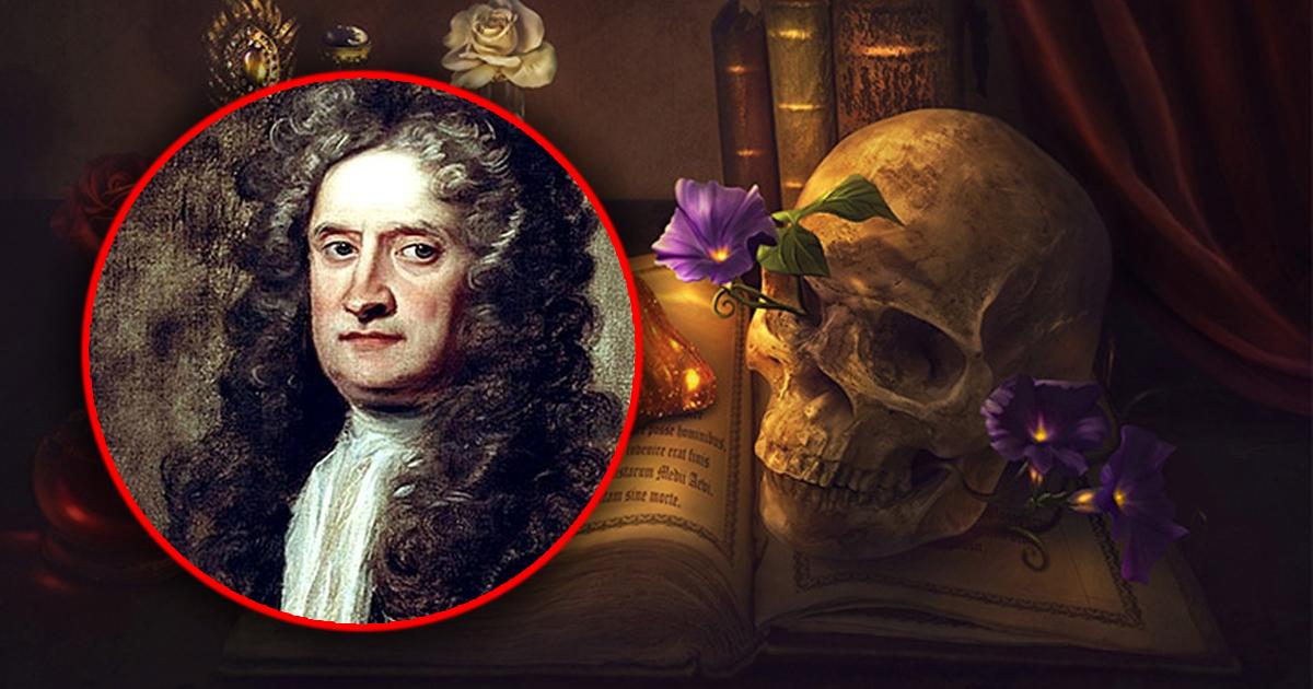 Фото Мистицизм и алхимия: неизвестные странности Исаака Ньютона