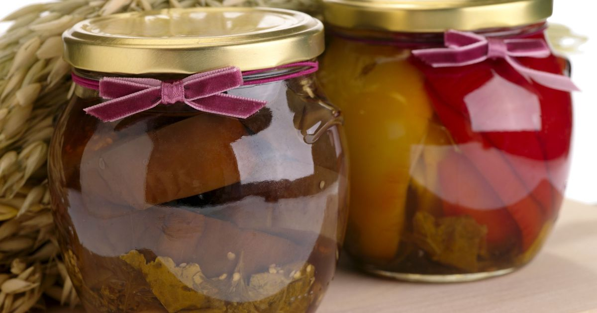 Фото Маринованный сладкий перец