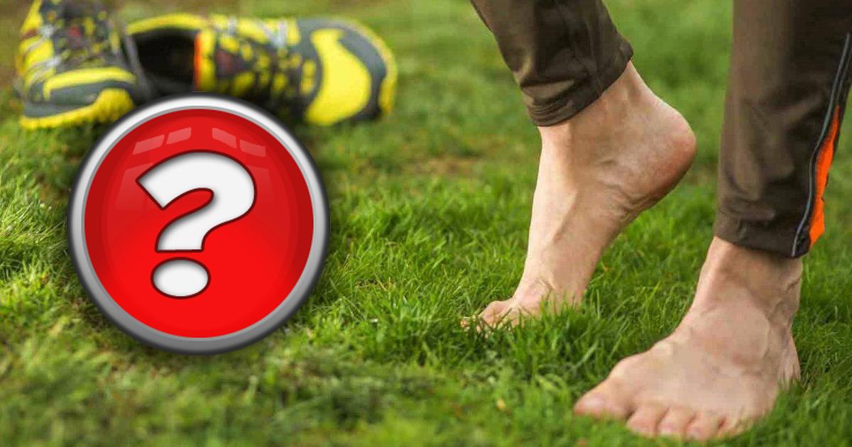 Фото Что происходит с телом, когда мы ходим босиком по земле, и почему это полезно?