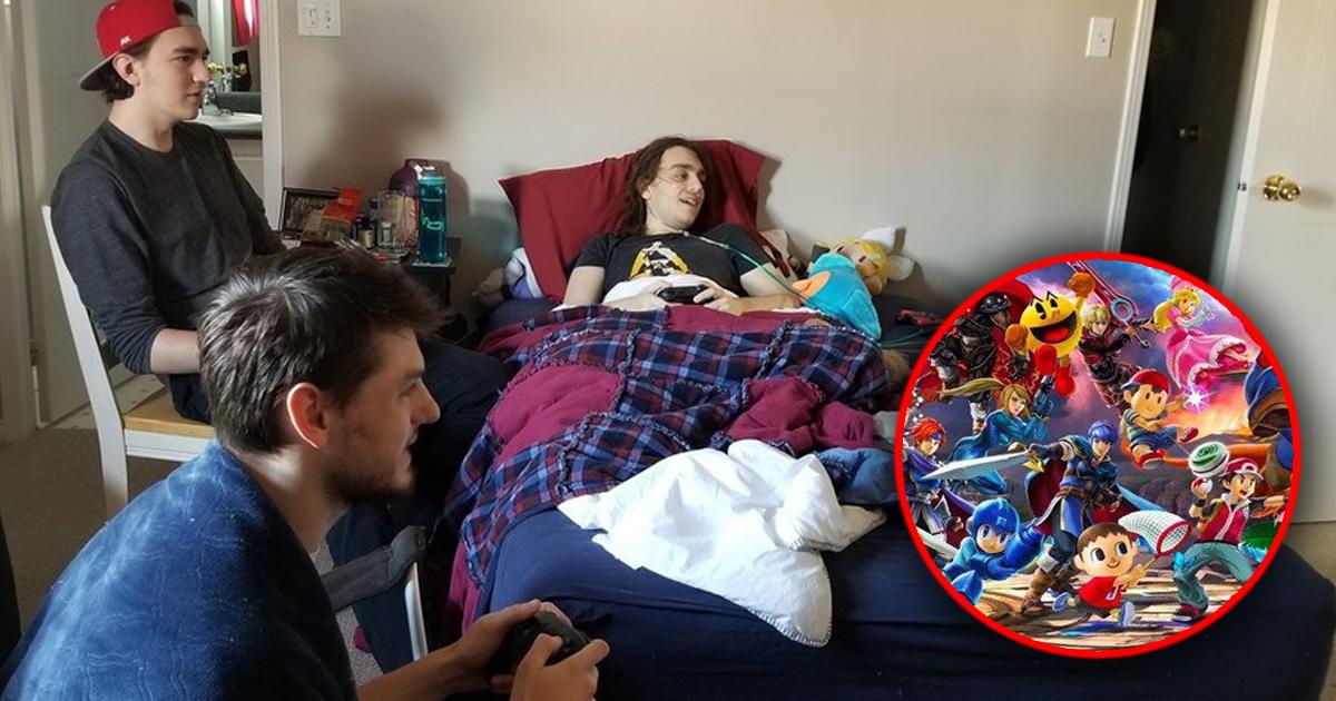Фото Умер счастливым: компания разрешила онкобольному парню опробовать их игру до официального выхода