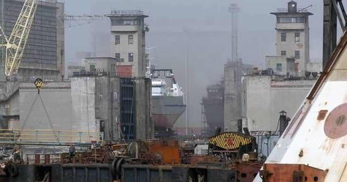 Фото В южнокорейском Пусане задержали судно российской компании, попавшей под санкции