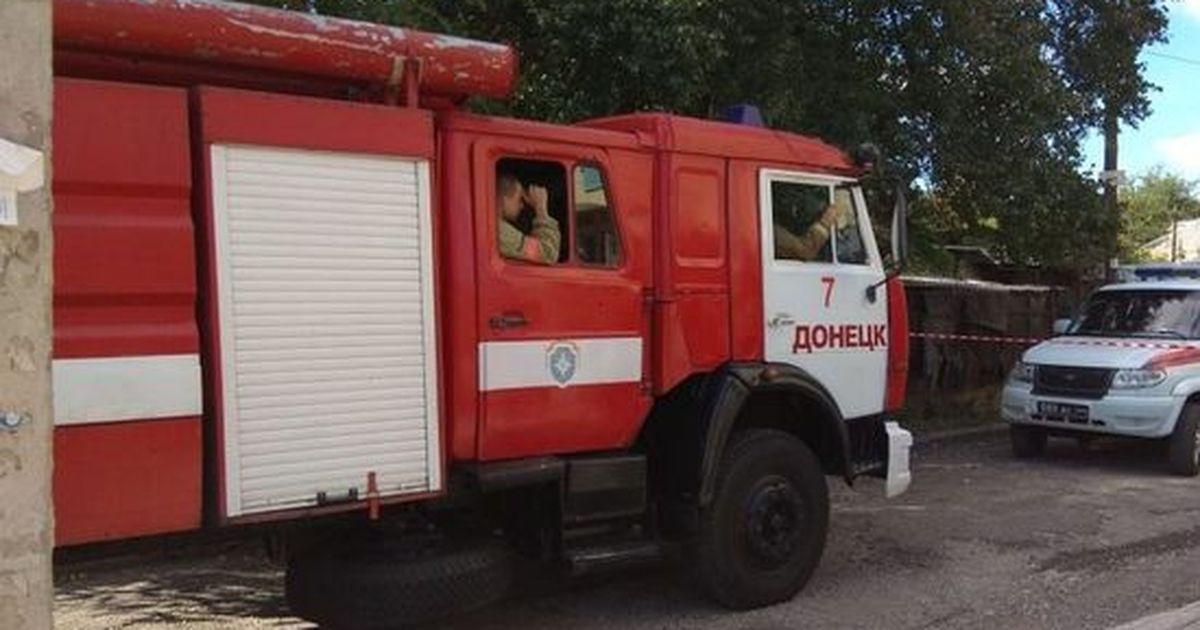 Фото Взрыв ради выборов: кандидата в главы ДНР обвинили в инсценировке