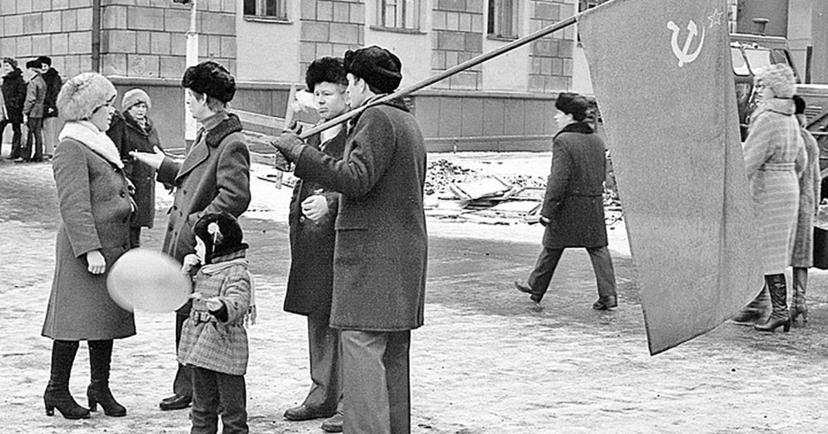 Фото Советский Союз лучше Америки? Как известные американцы уезжали в СССР.