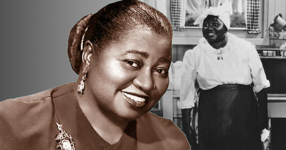 """Фото Хэтти Макдэниел - история первой афроамериканки, получившей """"Оскар"""""""