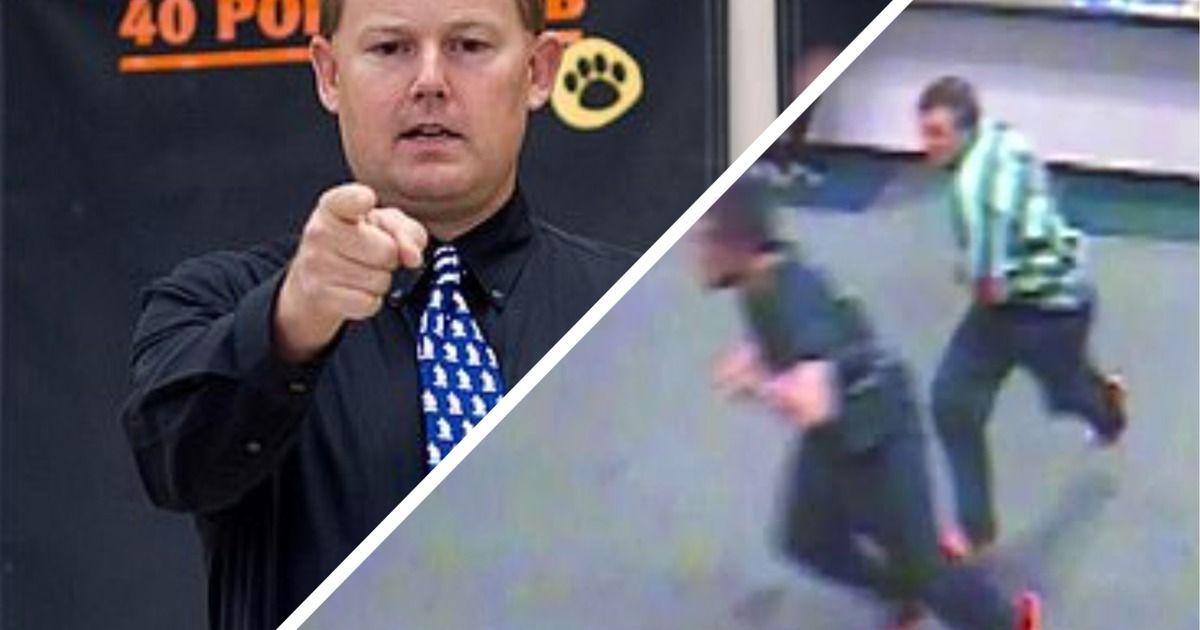 Фото Американский судья обезвредил двух сбежавших преступников