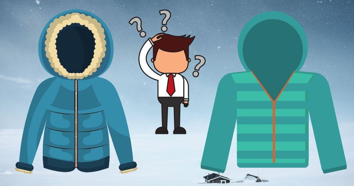 Фото Роскачество: Как правильно выбирать зимнюю одежду