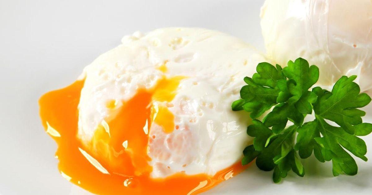 Фото Яйца пашот к завтраку