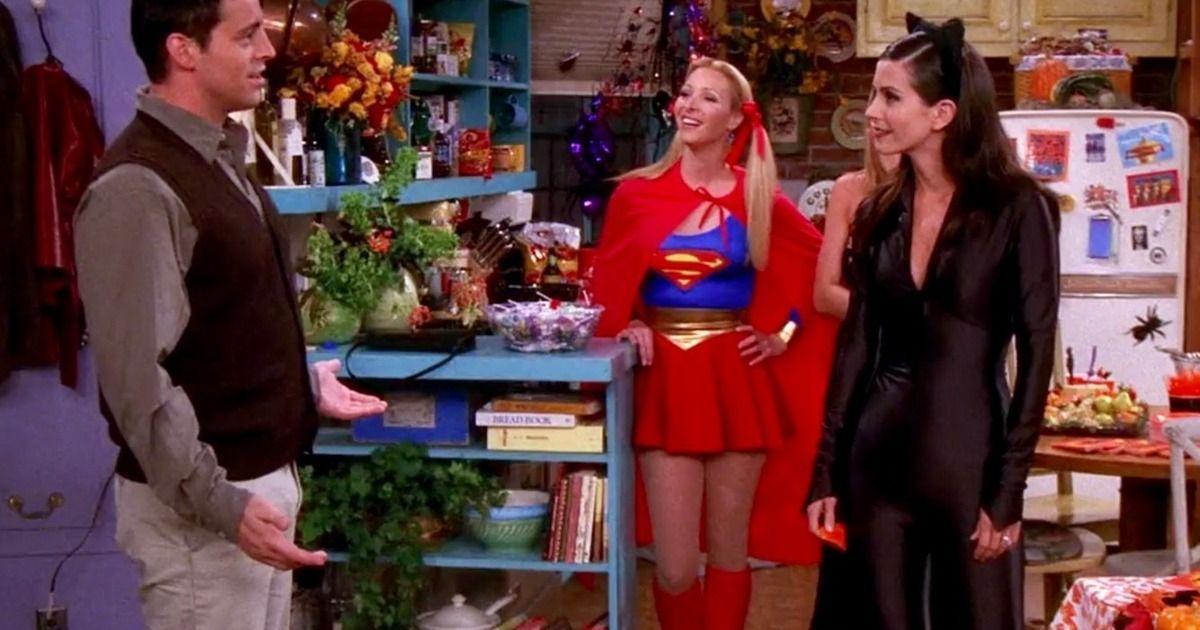 """Фото Костюм на Хэллоуин: простые способы выглядеть, как герои сериала """"Друзья"""""""