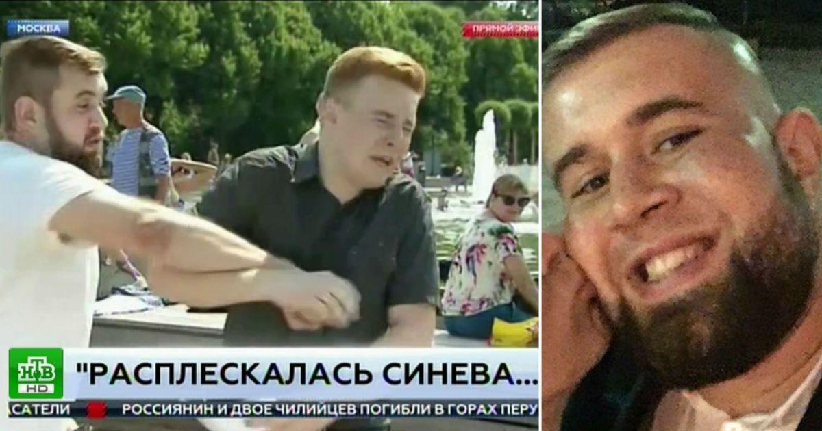 Фото Две судьбы. Что стало с Колобком, избившим журналиста Развозжаева?