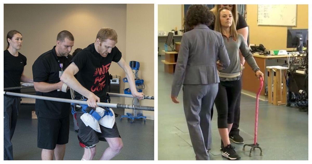 Фото Большое открытие: имплантаты позволят парализованным людям ходить