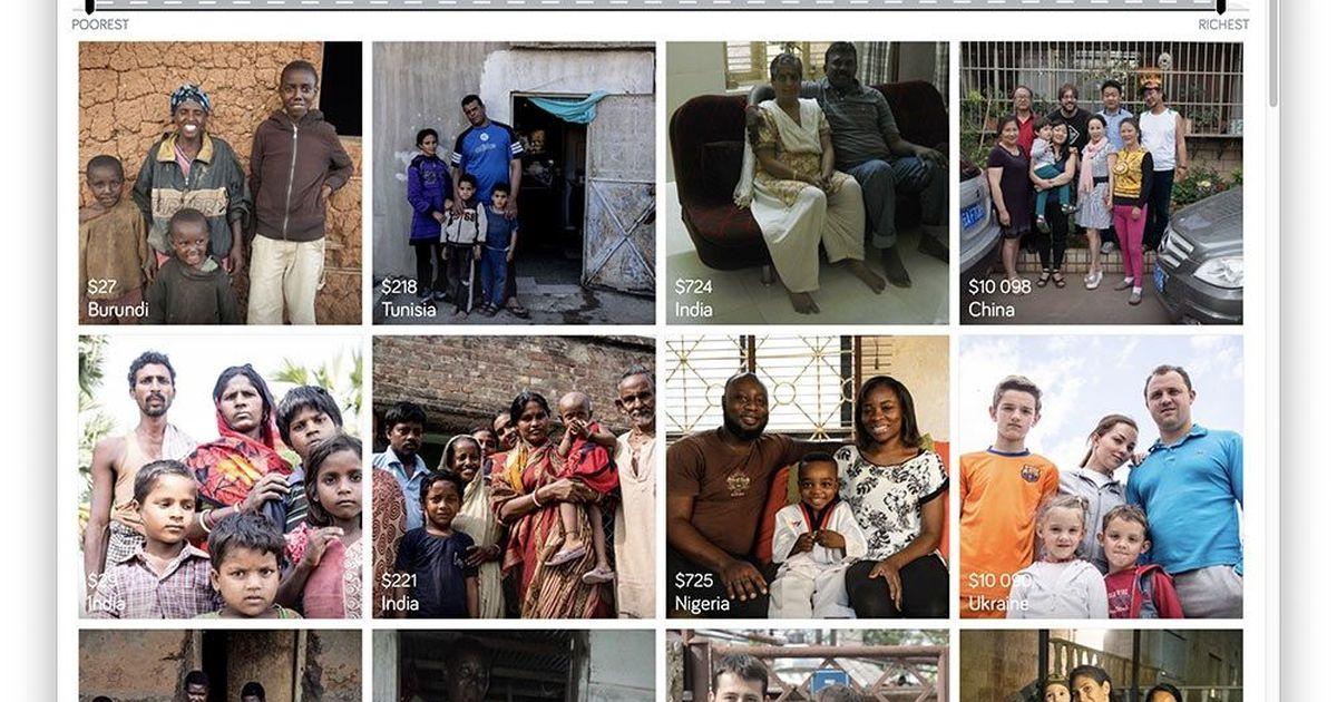 """Фото Ребята сделали совершенно гениальный проект """"Доллар стрит"""", для которого сфоткали 30 000 снимков в 264 семьях из 50 стран.  https://www.gapminder.org/dollar-street/matrix  Просто заходят в"""