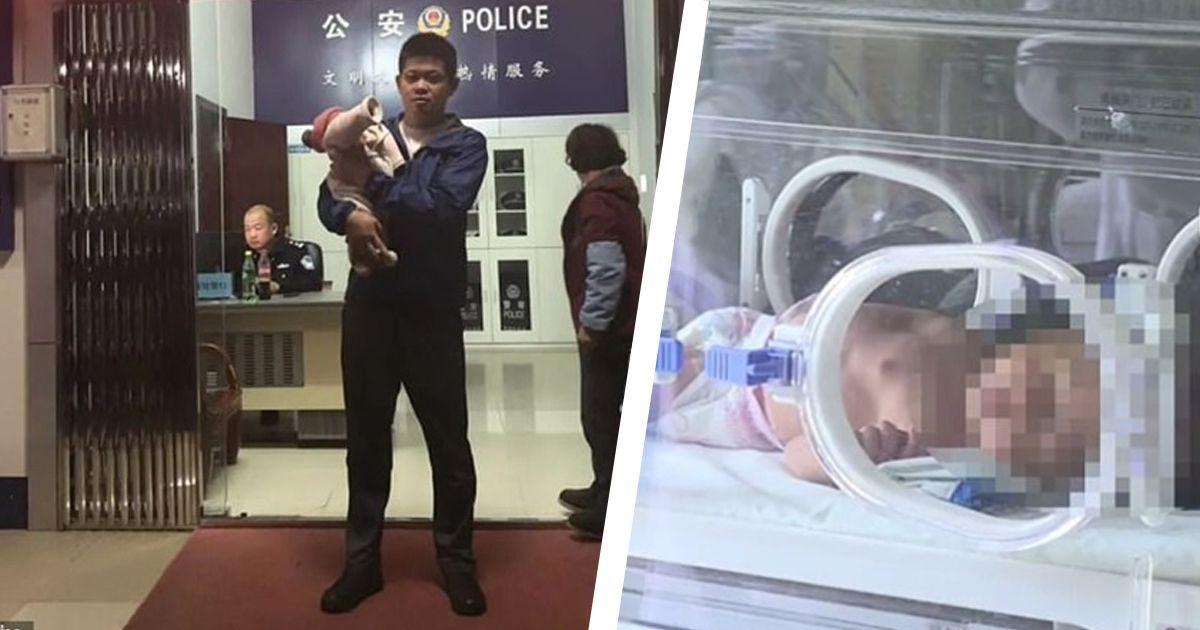 Фото Китаец продал новорожденную дочь, поскольку хотел сына